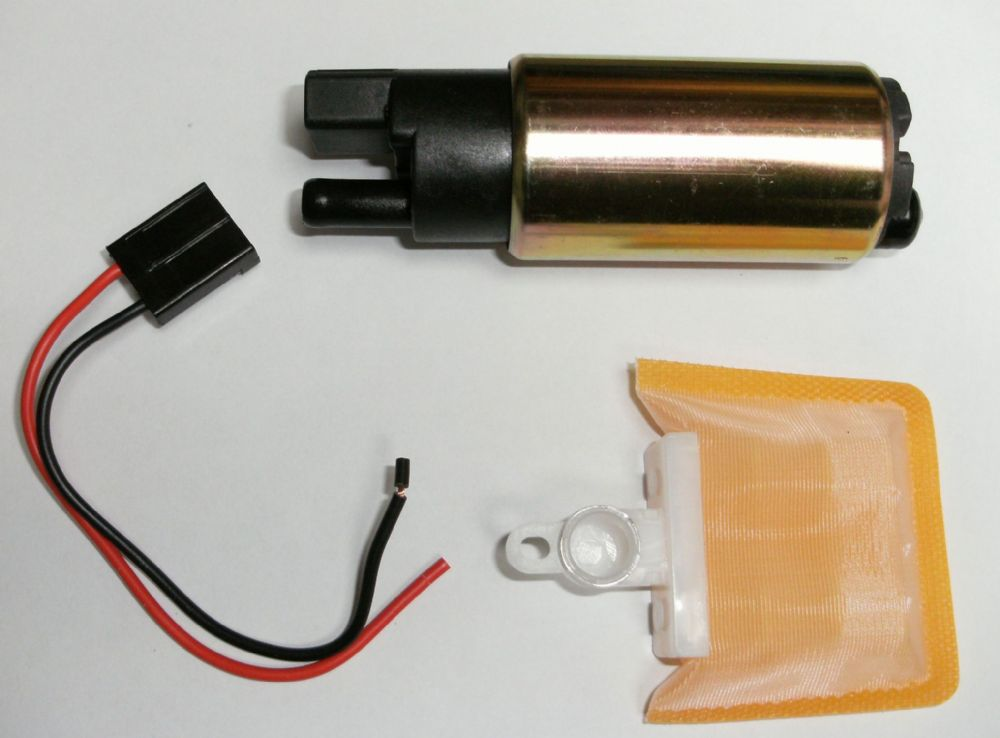 Ford Fiesta Fuel Pump 1 25 1 3 1 4 1996 To 2002 Auto